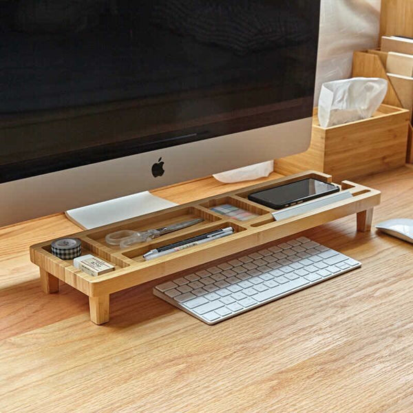 Desk Organizer - White