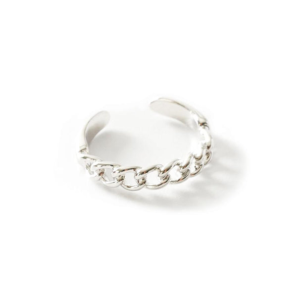 GUNG JEWELLERY Ring: Kerry Silver