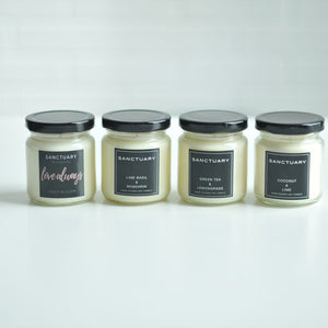 Sanctuary Soy Candle