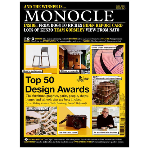 Monocle Issue 143