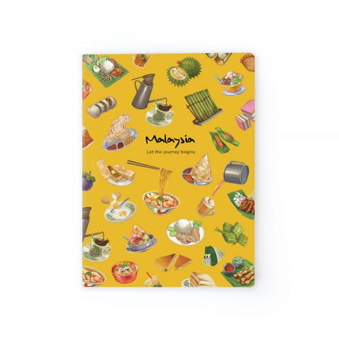 Loka Made Note Book - Food Paradise