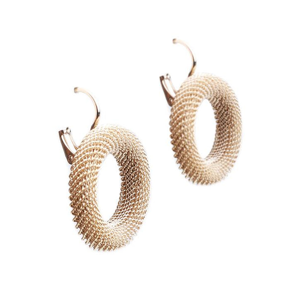 GUNG JEWELLERY Earrings: Nico Gold