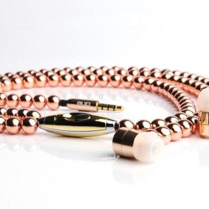 Fashion Headsets - Rose Gold