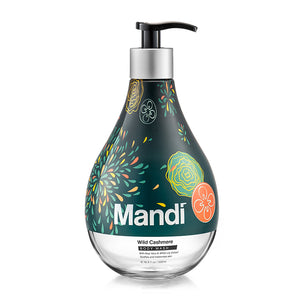 MANO PLUS | Wild Cashmere Body Wash 500ml