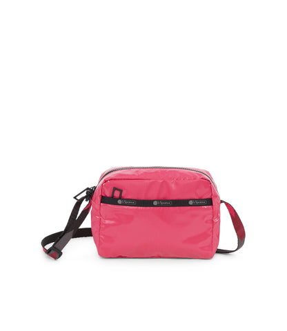 Daniella Crossbody bag - Rose Arrow Liquid Patent | LeSportsac