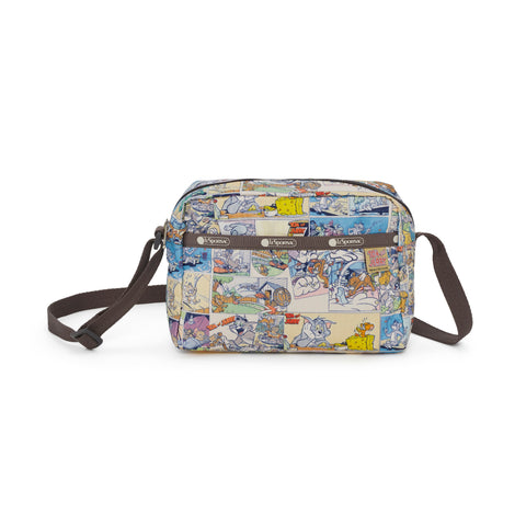 Daniella Crossbody Bag - Tom and Jerry Comic | LeSportsac
