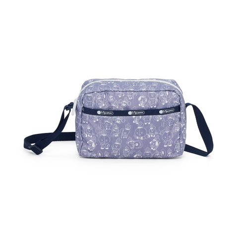 Daniella Crossbody bag - BT21 Denim | LeSportsac Malaysia
