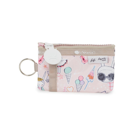 ID Card Case - Fifi Pool Party | Fifi Lapin x LeSportsac