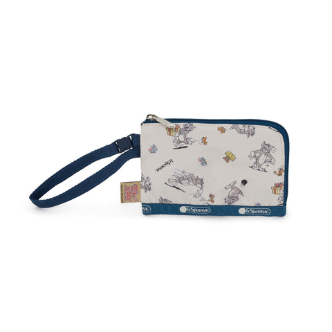 Curved Coin Pouch - The Chase | LeSportsac