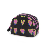 Small Passage Cosmetic Pouch - The Hearts | LeSportsac
