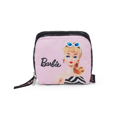 Medium Square Cosmetic - Original Barbie | LeSportsac Malaysia