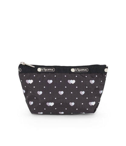 Small Sloan Cosmetic pouch - Love Me Most | LeSportsac Malaysia
