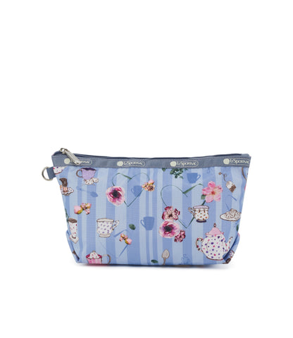 Medium Sloan Cosmetic Pouch - Tea For Two | LeSportsac