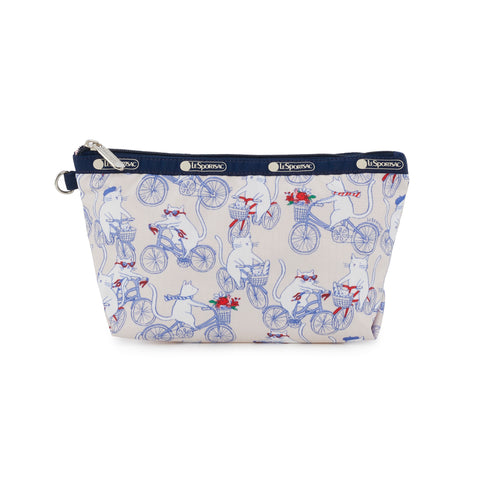 Medium Sloan Cosmetic Pouch - Biking Day Accessories