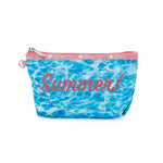 Medium Sloan Cosmetic Pouch - Summer Rose - LeSportsac