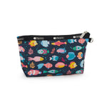 Medium Sloan Cosmetic pouch - Pop Fish - LeSportsac
