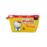 Medium Sloan Cosmetic pouch - Cheers Hello Kitty | LeSportsac