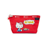 Medium Sloan Cosmetic pouch - Ni Hao Hello Kitty | LeSportsac