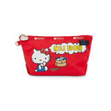 Medium Sloan Cosmetic pouch - Nei Hou Hello Kitty | LeSportsac