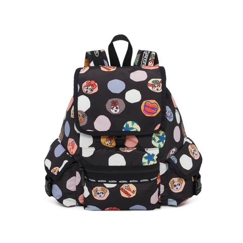 Medium Voyager Backpack 45 - Alber Elbaz x LeSportsac