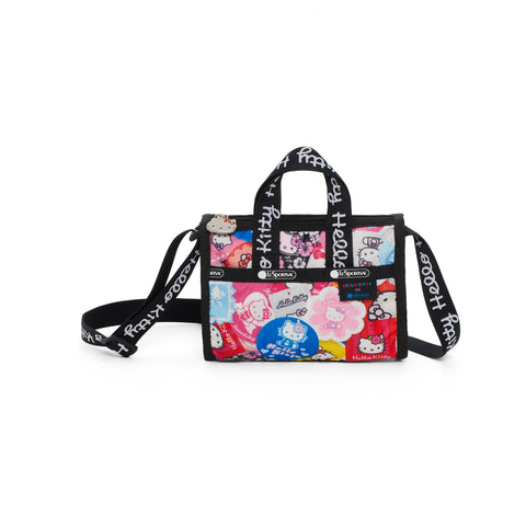 Petite Weekender Crossbody bag - Hello Kitty Collector | LeSportsac