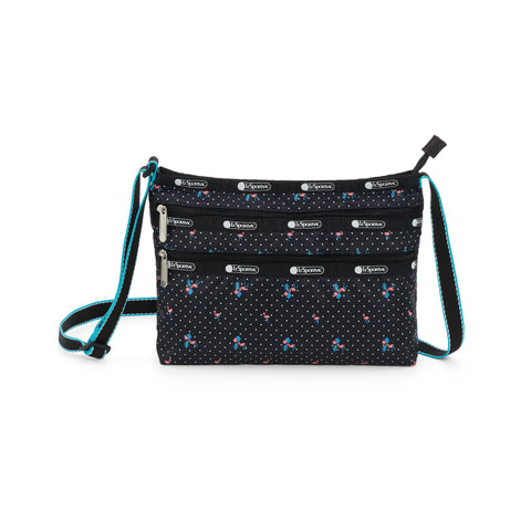 Quinn Bag - Flamingo Beach - LeSportsac