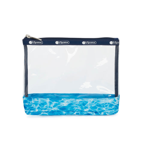 See-Thru Cosmetic - Jacuzzi Pouch - LeSportsac