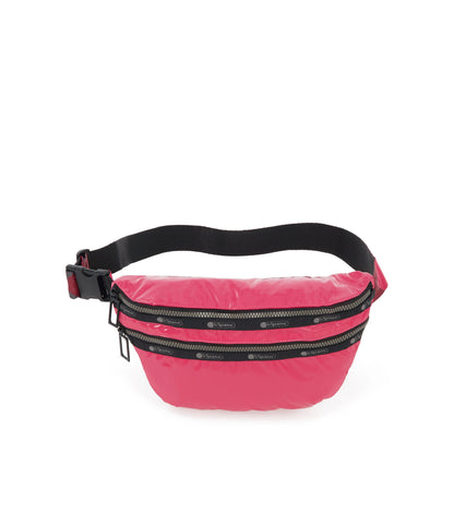 Heritage Belt Bag - Rose Arrow Liquid Patent | LeSportsac