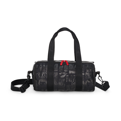 Jamie Duffle Bag - It's The Real Thing Noir | LeSportsac Malaysia
