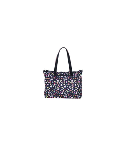 Basic East West Tote