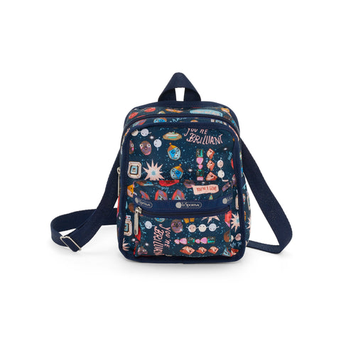 Adaptable Mini Backpack - Little Jewels | LeSportsac MY
