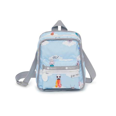 Adaptable Mini Backpack - Day Dreaming | Fifi Lapin x LeSportsac