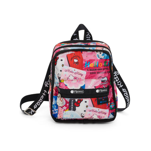 Adaptable Mini Backpack - Hello Kitty Collector | LeSportsac