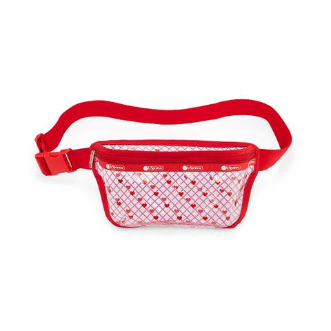 Clear Small Belt Bag - Lighthearted | LeSportsac Malaysia