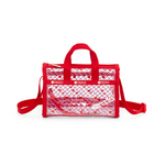Clear Small Weekender - Lighthearted | LeSportsac Malaysia