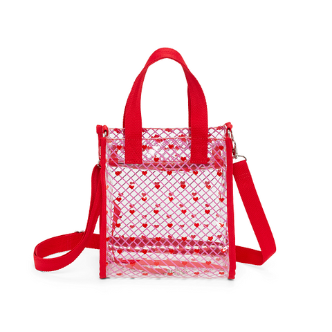 Clear Small Tote - Lighthearted | LeSportsac Malaysia