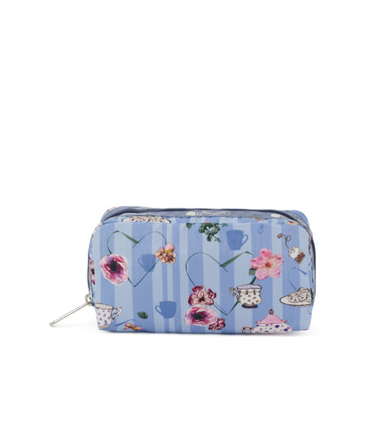 Rectangular Cosmetic Pouch - Tea For Two | LeSportsac