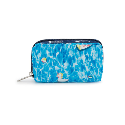 Rectangular Cosmetic Pouch - Pool Party | LeSportsac