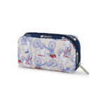 Rectangular Cosmetic Pouch - Biking Day Accessories