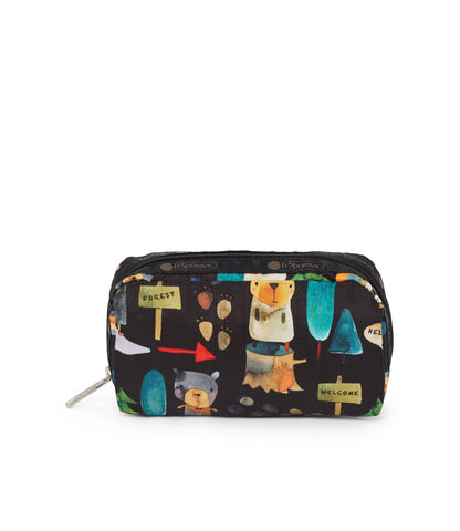 Rectangular Cosmetic pouch - Hello Bears | LeSportsac Malaysia