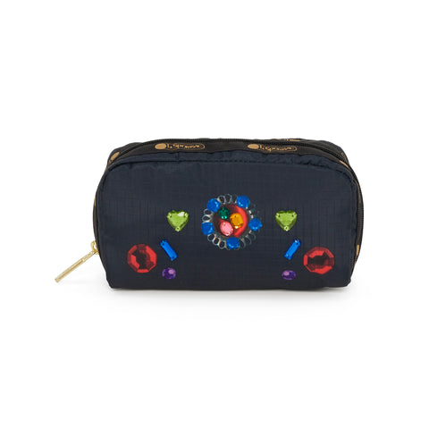 Rectangular Cosmetic pouch - Faux Real | LeSportsac Malaysia