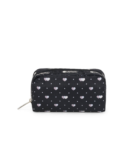 Rectangular Cosmetic pouch - Love Me Most | LeSportsac Malaysia