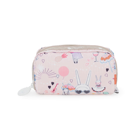 Rectangular Cosmetic Pouch - Fifi Pool Party | Fifi Lapin x LeSportsac