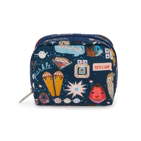 Square Cosmetic pouch - Little Jewels | LeSportsac Malaysia