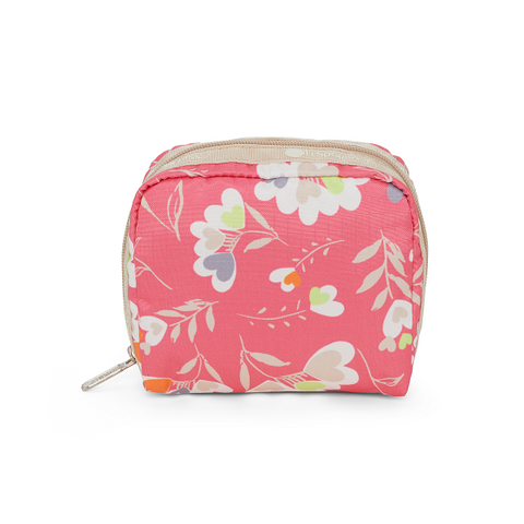 Square Cosmetic - Lovely Hearts | LeSportsac Malaysia