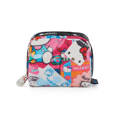 Square Cosmetic Pouch - Hello Kitty Collector | LeSportsac