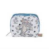 Square Cosmetic Pouch - Silly Tom | LeSportsac