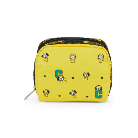 Square Cosmetic pouch - BT21 CHIMMY | LeSportsac Malaysia