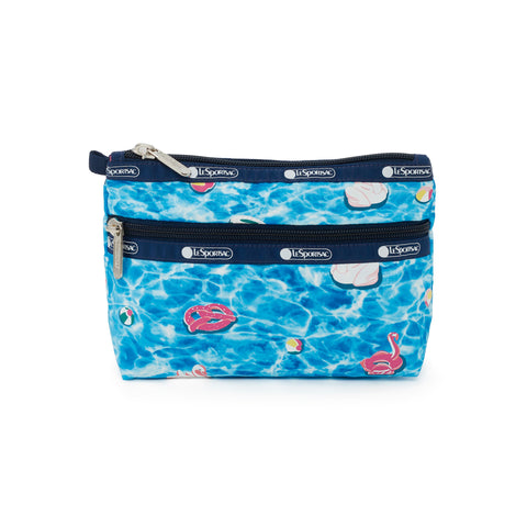 Cosmetic Clutch - Pool Party - LeSportsac