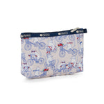Cosmetic Clutch - Biking Day Accessories - LeSportsac